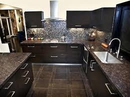 kitchens with dark cabinets and tile floors. Wonderful Tile Dark Tiles Kitchen Design Ideas Within Tile Floor Plans 16 And Kitchens With Cabinets Floors S