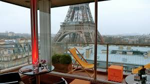 dining with eiffel tower view. out and about with mary kay dining eiffel tower view