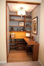 Wonderful Small Closet Office Ideas Pics Design Ideas ...