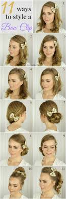 Bows In Hair Style pictures on bow hairstyle for short hair cute hairstyles for girls 4549 by wearticles.com