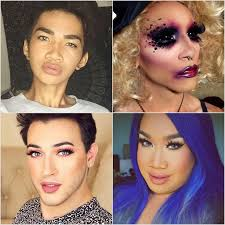 10 beauty boys who will you on glam makeup looks