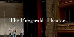 Faq The Fitzgerald Theater