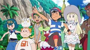 Pokémon Sun & Moon: Ultra Adventures Episode 41 (Dubbed) - video Dailymotion
