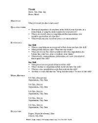 Resume Templates For Teaching Positions – Hflser