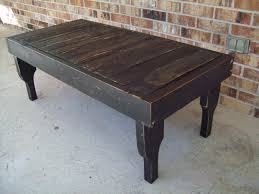 beautiful black wood coffee table with 1000 images about rustic tables on homemade coffee