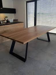 Large Rustic Dining Table U2013 MitventurescoSolid Oak Dining Room Table