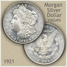 1922 Silver Dollar Value Chart 1921 Morgan Silver Dollar Value Discover Their Worth