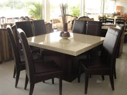 8 person dining table. 8 Person Square Dining Table R