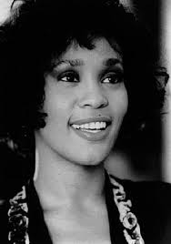 whitney black white.  White Whitney Houston In Black White