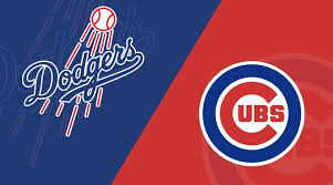 Chicago Cubs Depth Chart 2017 Chicago Cubs Vs Los Angeles Dodgers 6 13 19 Starting