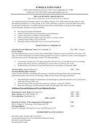 banking resumes resume examples for bank teller jalcine me