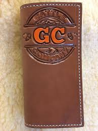 roper wallet with brand