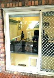 installing doggie door in glass pet door installing pet door in glass door installing a door medium size of install dog door in block wall