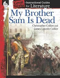 my brother sam is dead essay my brother sam is dead