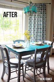 color ideas for painting kitchen table