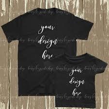 T Shirt Template New Shirt Mockup Black Shirt Mockup Tshirt Mockup Shirt Etsy