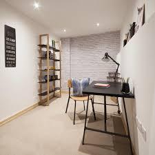scandinavian office design. Boscombe Warehouse Scandinavian-home-office Scandinavian Office Design
