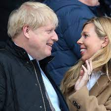 Marina and boris have four children together. Boris Johnson And Carrie Symonds Name Baby Son Wilfred Boris Johnson The Guardian