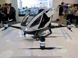 Tech Insider Design This Drone Can Carry A Person Like A Mini Helicopter And