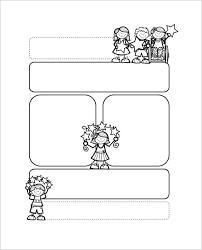Preschool Newsletter Template Mesmerizing 48 Printable Preschool Newsletter Templates Free Word PDF Format