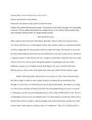 the pianist essay christina han discuss the qualities and  4 pages college essay revision