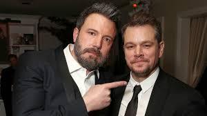 🥇 ▷ Ben Affleck y Matt Damon serán guerreros medievales en el drama de  Gladiator Director – Film News