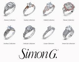 simon g jewelry enement rings