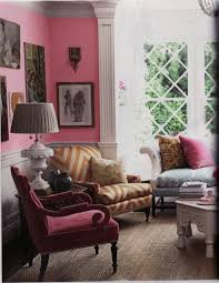 Pink Accessories For Living Room Elle Decor Living Rooms Elle Decor Hall Secretary Living Room