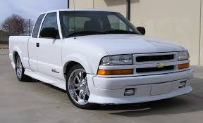 Chevrolet S-10 Xtreme Truck Accessories