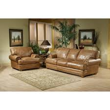 Leather Living Room Sets On Omnia Leather Houston Leather Living Room Set Reviews Wayfair