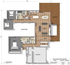 Floor Plan Friday: 3 bedroom, study, u-shape - Katrina Chambers