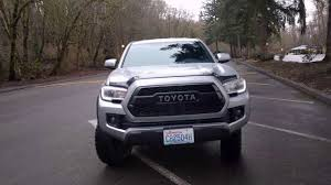 2017 Toyota Tacoma TRD Off-Road with TRD Pro Grill and Bilstein's ...