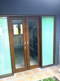 3 panel sliding glass doors door with blinds replacement 3 panel sliding glass doors door replacement s locks