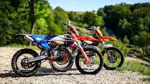2018 ktm xcw 300. perfect 2018 riding the all new 2stroke ktm exc 2018 and ktm xcw 300 j