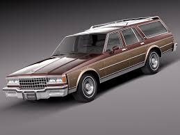 3D Model Chevrolet Caprice Estate Wagon 1978 at 3DExport.com - YouTube