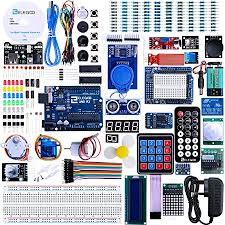 ELEGOO <b>UNO R3</b> Project The Most Complete Ultimate <b>Starter Kit</b> ...