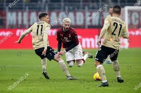 Alessandro Murgia SPAL Samuel Castillejo Milan Editorial ...