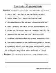 22 Best Education Images Punctuation Worksheets Creative Writing