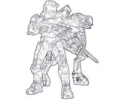 Small Picture Halo 4 Coloring Pages To Print Coloring Home
