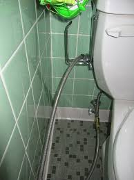 Add a Shower to Your Toilet: 4 Steps (with Pictures)