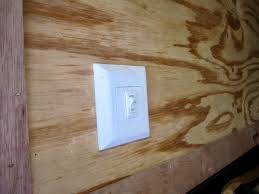i had to widen the hole in the plywood as the new switch needed more room behind it after playing around with various small saws in an attempt to make