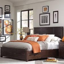 dark pine bedroom sets