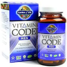 garden of life vitamin code men garden of life probiotics for men vitamin code men garden garden of life dr formulated probiotics once daily mens 30 count