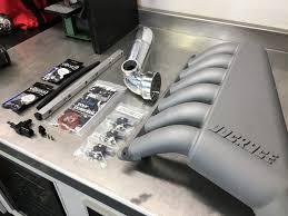 doc race n54 intake manifold diy installation and dyno results on single turbo e82 135i