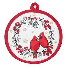 <b>Прихватка Kay Dee Designs</b> Красный кардинал 20см (1002259992)