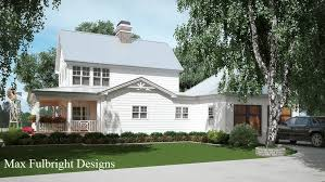 max house plans. max fulbright house plans: georgia farmhouse:exterior side plans o