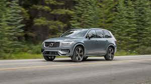 Volvo Xc90 R Design 2020 Volvo Xc90 First Drive Review An Improvement Worth