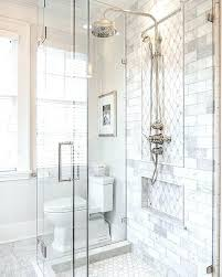 marble tile shower cleaning walls bathrooms with