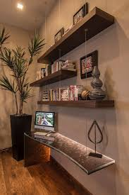floating wooden wall shelves magnificent rustic wood shelves 22 floating ideas mobilemonitors