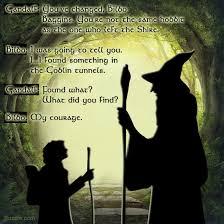 Bilbo Baggins Quotes Enchanting Quote Of The Hobbit The Desolation Of Smaug QuoteSaga
